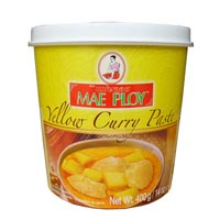 40144 - CURRY PASTE YELLOW