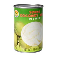 40149 - COCONUT MEAT IN SYRUP