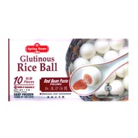 40154 - GLUTINOUS RICE BALLS RED BEAN
