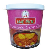 40207 - CURRY PASTE MASAMAN