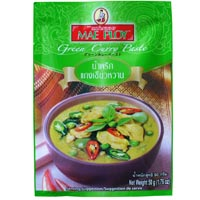 40444 - CURRY PASTE GREEN