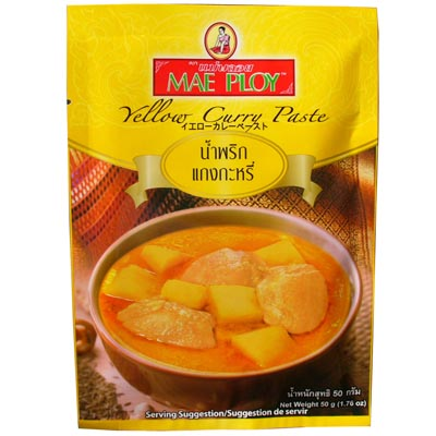 CURRY PASTE YELLOW