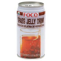 40493 - DRINK GRASS JELLY
