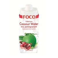 40511 - COCONUT WATER WITH POMEGRENADE