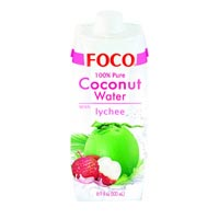 40512 - COCONUT WATER WITH LYCHEE