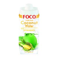 40513 - COCONUT WATER WITH PINEAPPLE