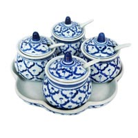 40679 - CONDIMENT SET