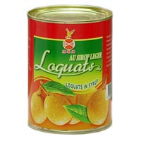 40788 - LOQUATS IN SYRUP