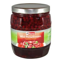 40938 - CRANBERRIES WILD 24 % SUGAR
