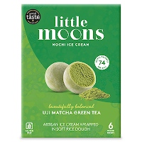 40913 - MOCHI GREEN TEA ICE CREAM