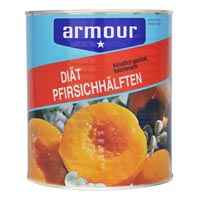 41608 - PEACHES DIET ARTIFICIAL SWEETENED