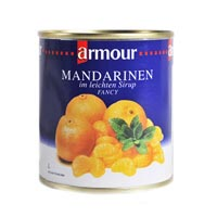 41653 - MANDARINS IN LIGHT SYRUP