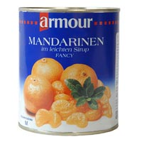 41657 - MANDARINS IN LIGHT SYRUP