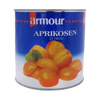 41642 - APRICOTS IN SYRUP