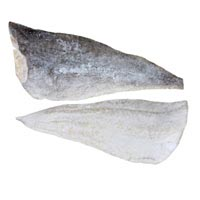 43231 - BACALAO FILLETS SALTED 1000 G+