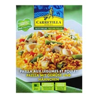 44305 - PAELLA VEGETABLES & CHICKEN