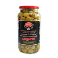 44382 - GREEN OLIVES STUFFED WITH PIMIENTO