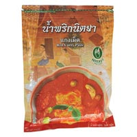 44776 - CURRY PASTE RED