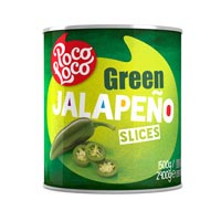 44920 - JALAPENO SLICES