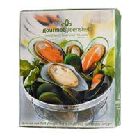 44917 - GREEN SHELL MUSSELS