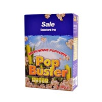 45309 - POPCORN MICROWAVE SALTED