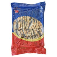 45987 - DRIED SARDINE BUTTERFLY W/SESAM