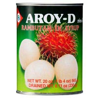 45738 - RAMBUTANS IN SYRUP