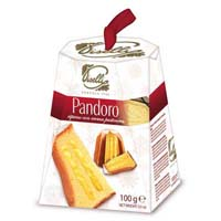 45774 - PANDORO MINI FILLED WITH VANILLA CREAM