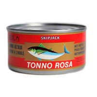 46637 - TUNA LIGHT IN OIL SOLID