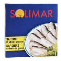 46672 - WHOLE SARDINES IN VEGETABLE OIL