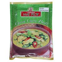 46662 - CURRY PASTE GREEN