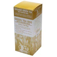 47373 - GREEN TEA GENMAICHA BIO