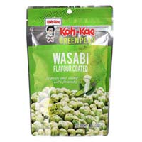 47513 - GREEN PEAS WASABI FLAVOUR COATED