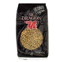 47905 - LENTILS GREEN DRIED