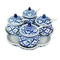 48879 - CONDIMENT SET